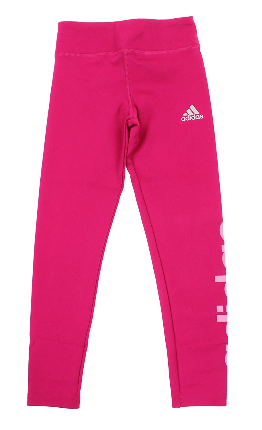 Adidas Big Girls Youth YG W Performance Tight Pants Bold Pink
