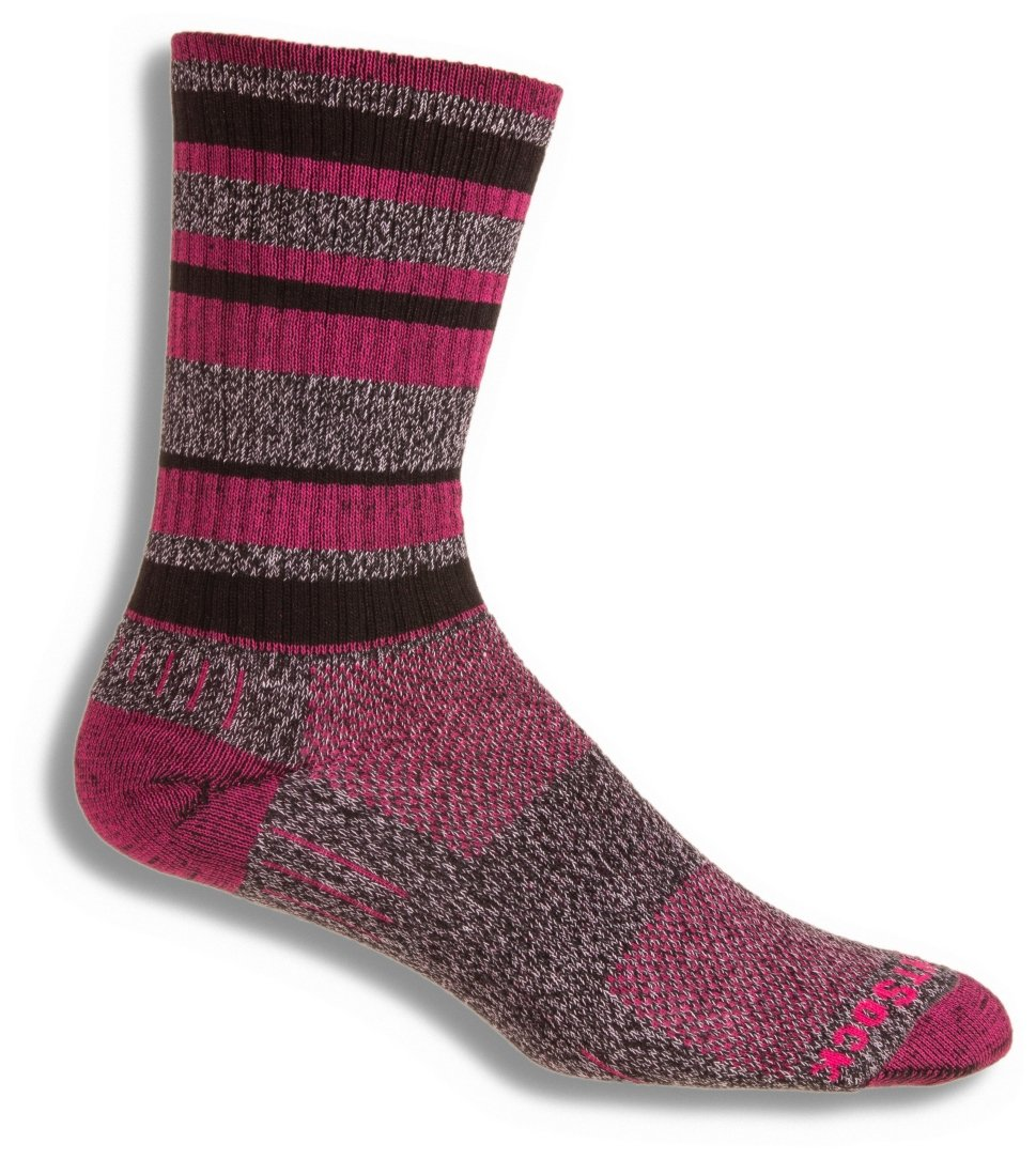 WrightSock Men's Adventure Crew Sock WRIGHTSOCK Men' s Socks 656