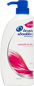 Head & Shoulders Smooth & Silky Anti-Dandruff Shampoo 620mL