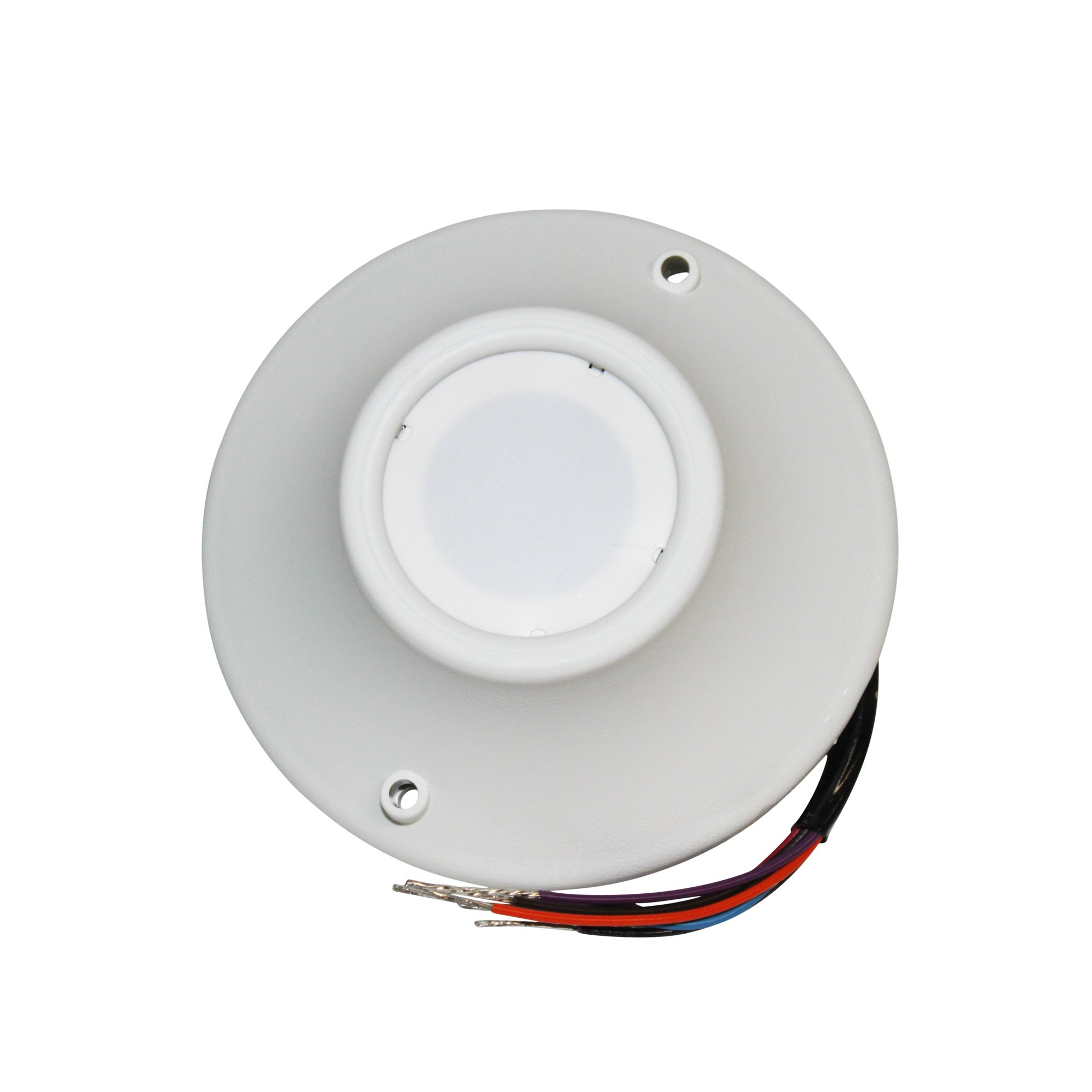 Bryant Hubbell PCCM Ceiling Mount Photocell Occupancy Sensor Daylight Control Motion Switch; White
