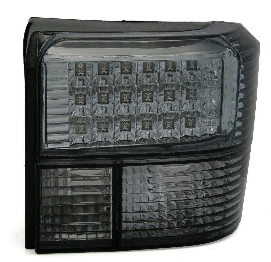 Vetro Trasparente Nero AD Tuning GmbH /& Co KG 960423/Kit Luci Posteriori a LED