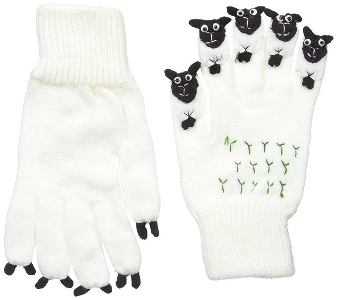 Kidorable Little Girls Sheep Scarf
