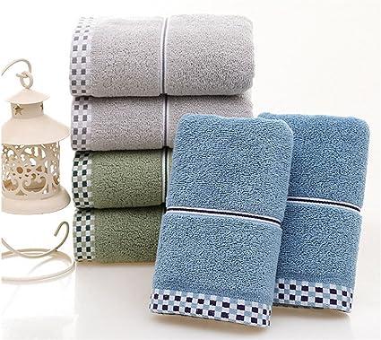 2018 1 toalla de mano de estilo fresco, creativa, sólida y de calidad superior