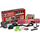 Body Solid Tools Exercise Core Essentials Home Gym Package Kit