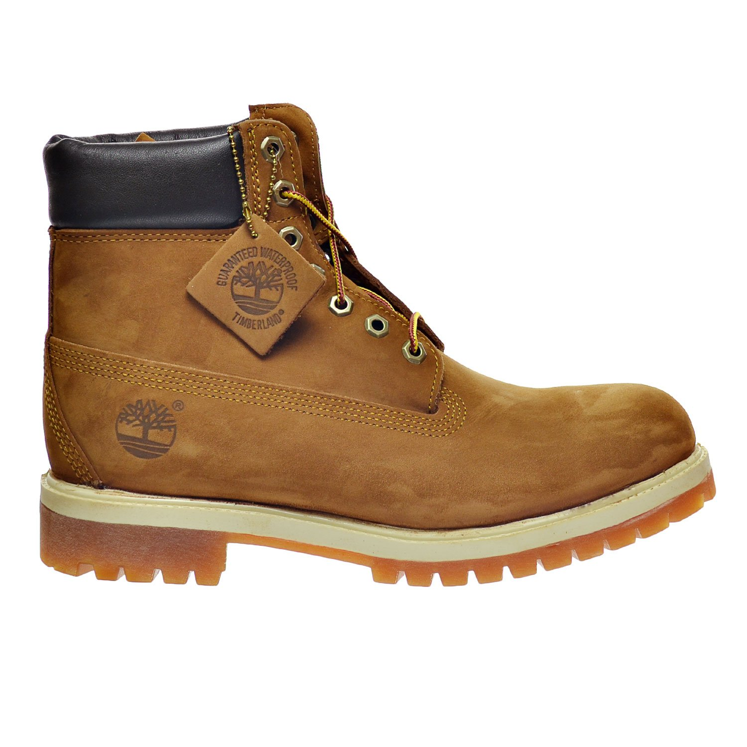 Timberland 6 Tommers Premium Boot Rust YfigLh