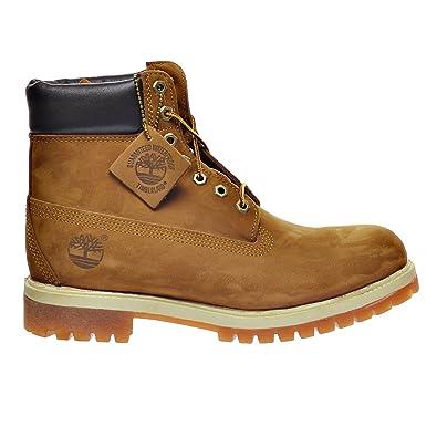 3805c18f7 Timberland 6 Inch Premium Men's Boots Rust Nubuck tb072066 (9.5 D(M) US