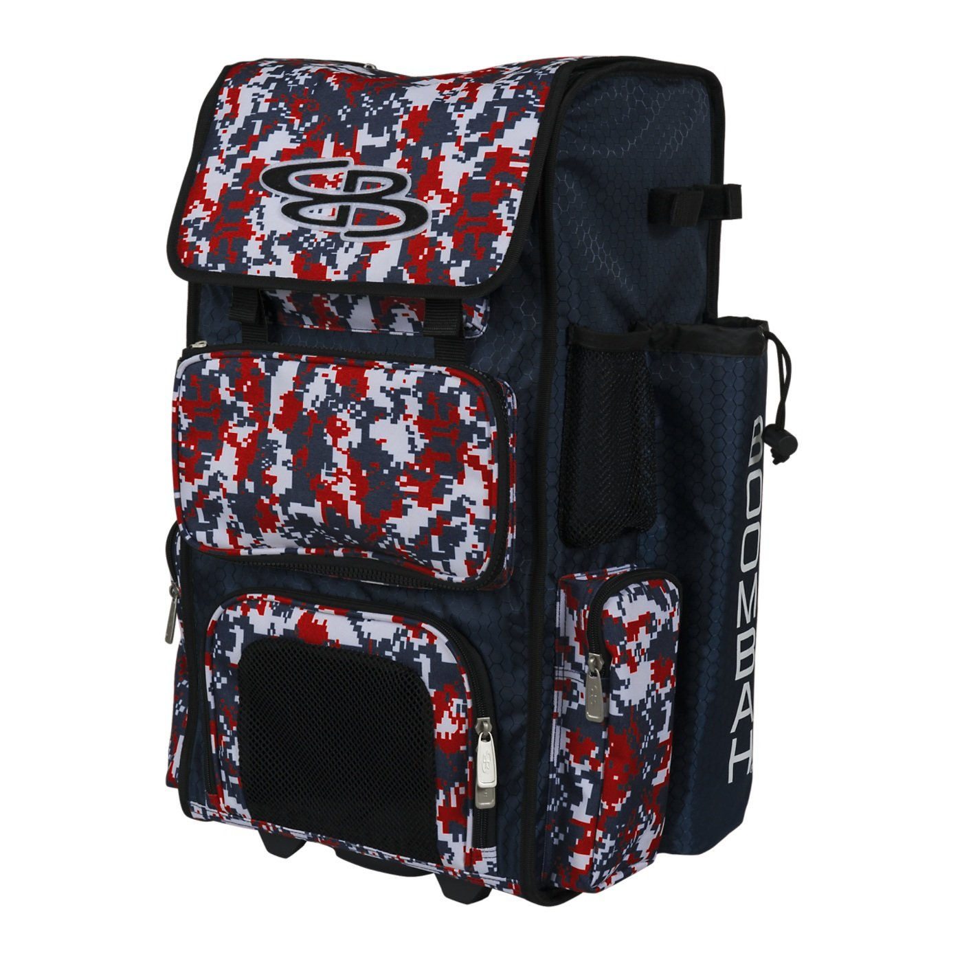 Boombah Rolling Superpack野球/ソフトボールギアバッグ – 23 – 1 / 2