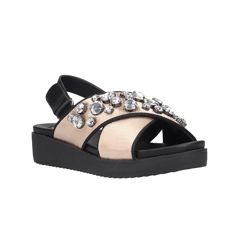 online retailer b6aa9 b2459 Mee Shoes Damen chunky heels Geschlossen spitz Pumps,