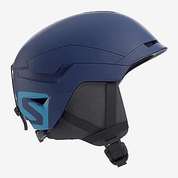 Salomon Quest Access Helmet Large//59-62cm Dress Blue//Hawaiian Surf