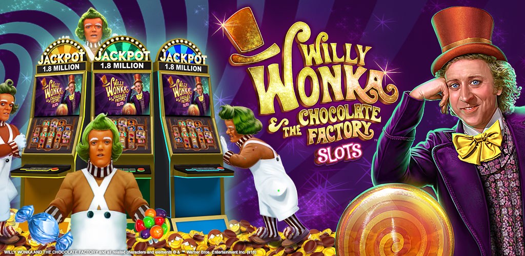 · As a result many players of the willy wonka slot machine app find themselves running out of wonka free coins quickly.It often seems that in just minutes you have already expended all of your willy wonka slots free credits.With the willy wonka app there exists a multitude of ways to acquire additional willy wonka slot machine coins.