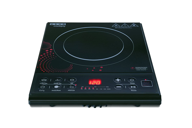 Usha Cook Joy (3616) 1600-Watt Induction Cooktop
