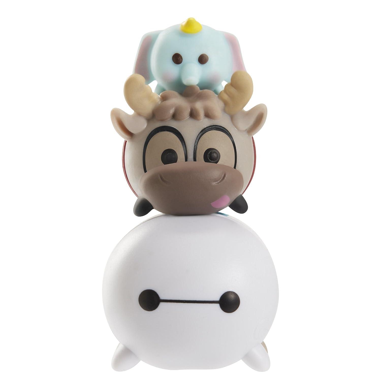 Tsum Tsum 3-Pack Figures Baymax//Sven//Dumbo Jakks 99713