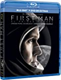 First Man (BD + DVD Extras) [Blu-ray]