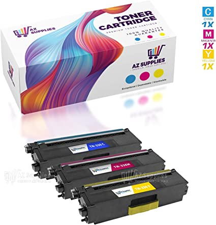 5 pk TN336 Color Set for Brother MFC-L8600CDW MFC-L8850CDW Printer HIGH QUALITY