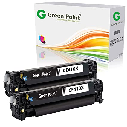 Green Point 4 Pack cartucho de/Cartuchos de impresora ...
