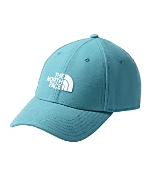 The North Face 66 Classic Hat Gorra, Hombre, Storm Blue/TNF, Talla única: Amazon.es: Deportes y aire libre