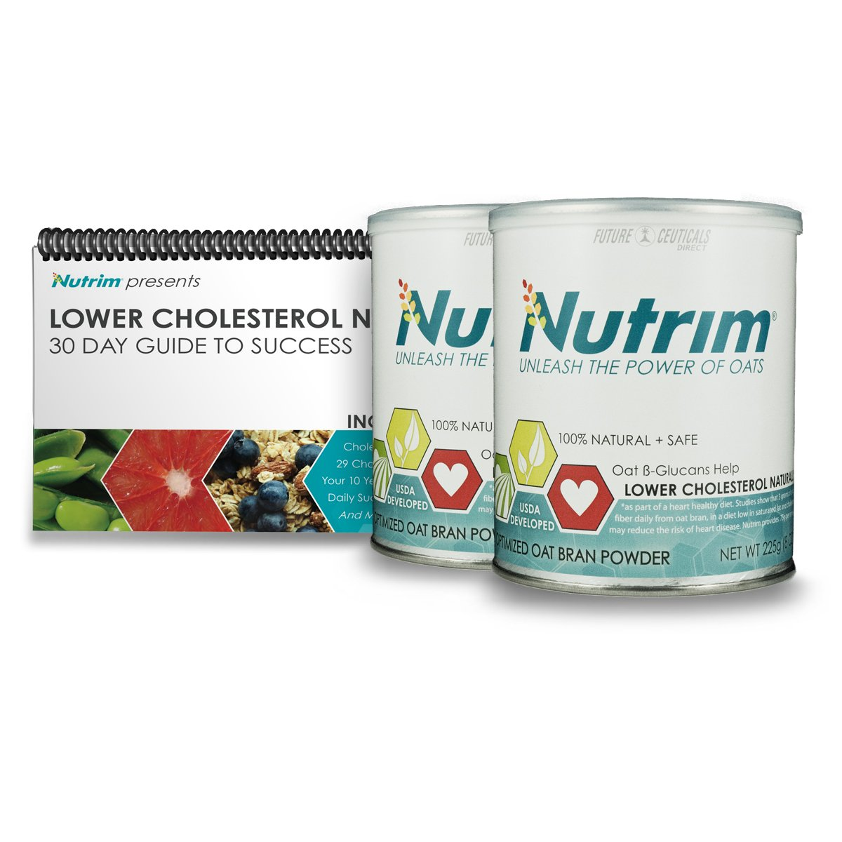 Nutrim® 60 Serving Success Kit - Oat Beta Glucans Help to Lower Cholesterol Naturally