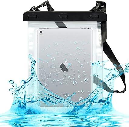 kwmobile Funda impermeable para tablet de 9.7