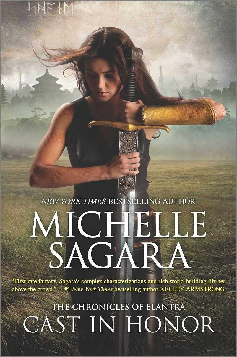 Cast In Honor (the Chronicles Of Elantra): Michelle Sagara: 9780778318590:  Amazon: Books