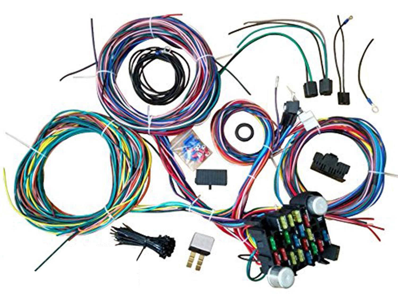 Universal Wiring Harness | Wiring Schematic Diagram on