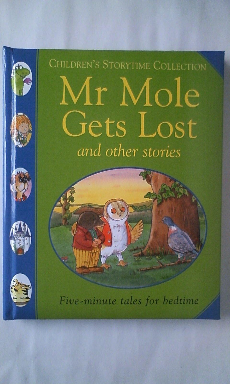 Download Mr. Mole Gets Lost pdf epub