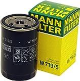 Mann+Hel W7195 Filtre à huile