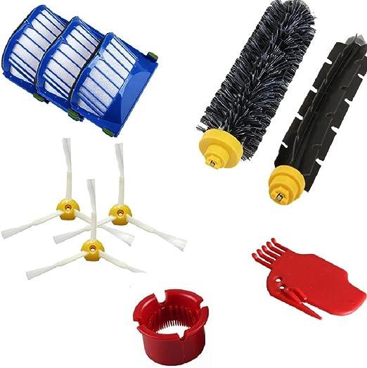 QuickZ Set de accesorios para aspiradora Irobot Roomba 600 610 620 ...