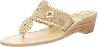 product image for Jack Rogers Women's Napa Valley Mid Wedge Sandal