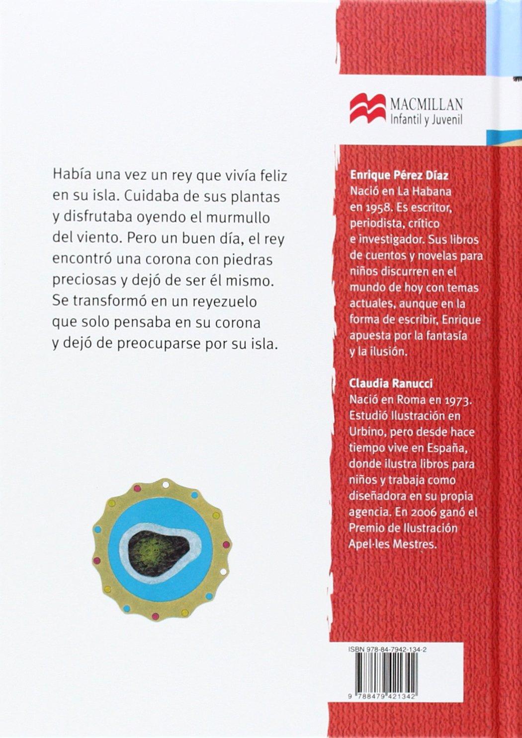 Amazon.com: El rey y la corona sietepiedras (Librosaurio) (Spanish Edition) (9788479421342): Enrique Pérez Díaz, Claudia Ranucci: Books