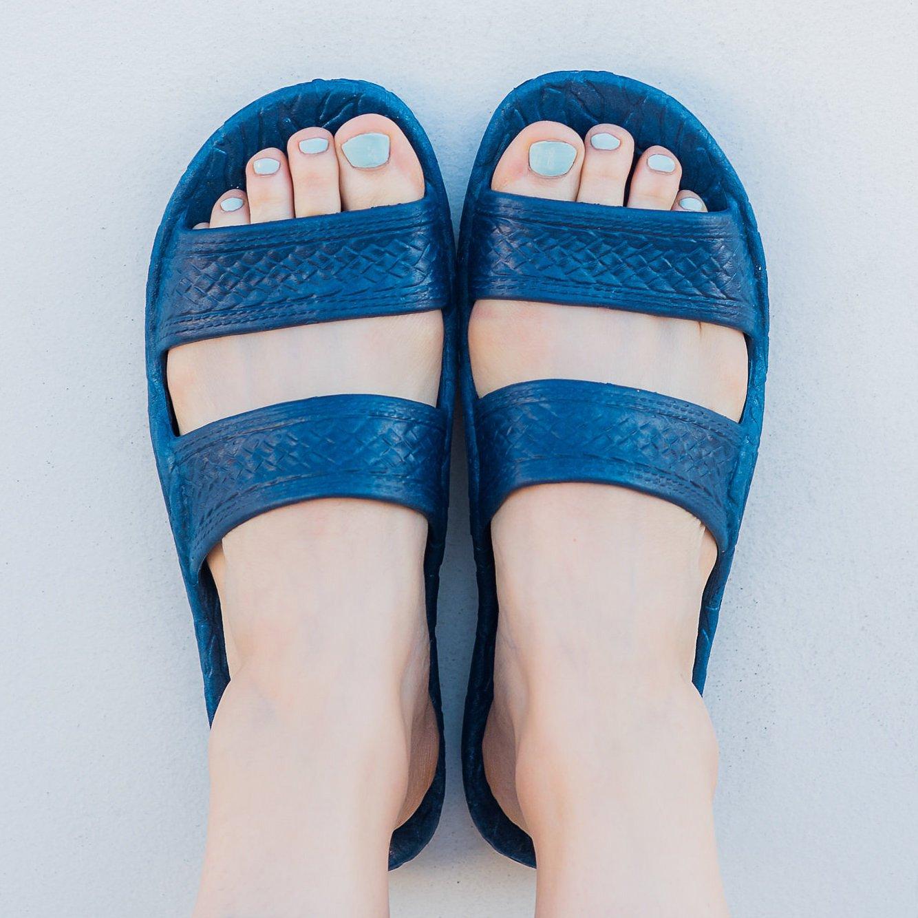 f5b995b7e6 Pali Hawaii Jesus Sandal