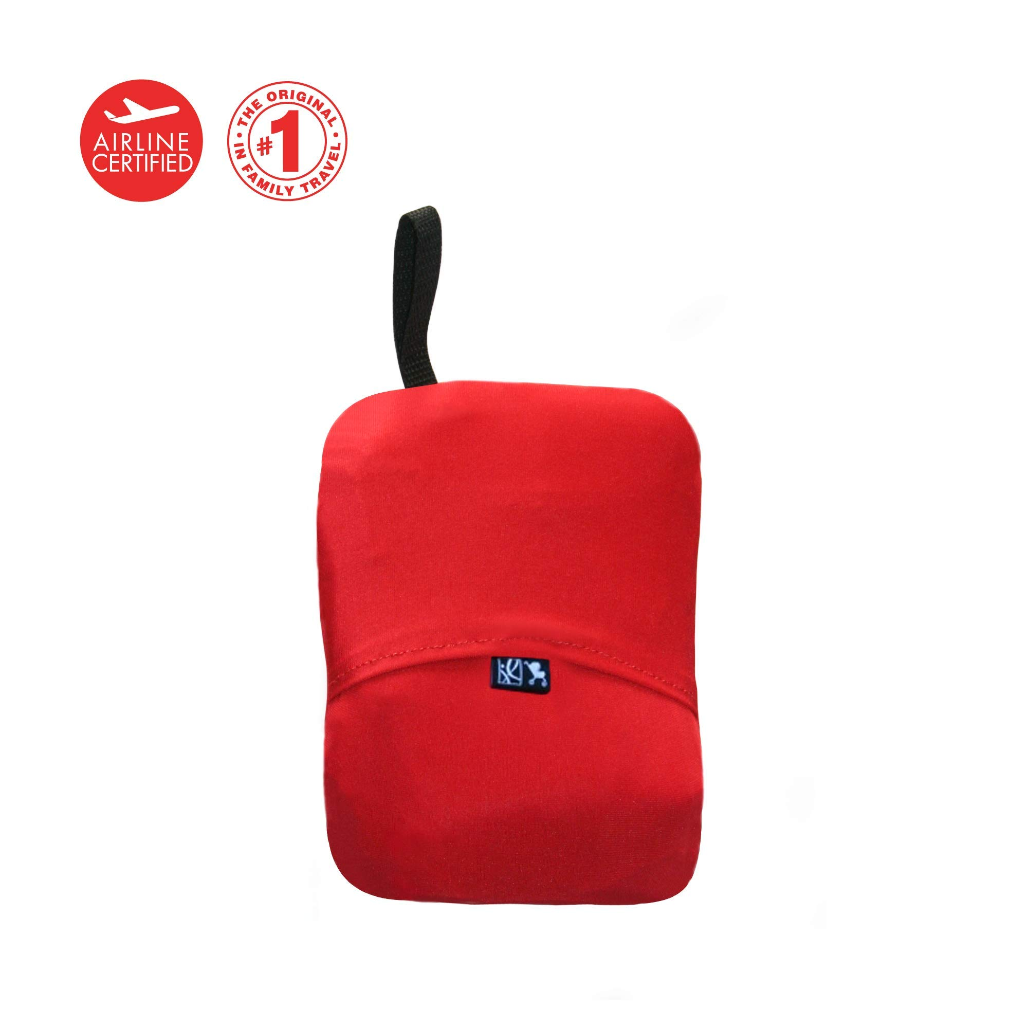 J.L. Childress Gate Check Bag For Standard and Double Strollers, Red by J.L. Childress (Image #4)