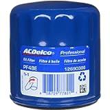 ACDelco GM Original Equipment PF48E Engine Oil Filter