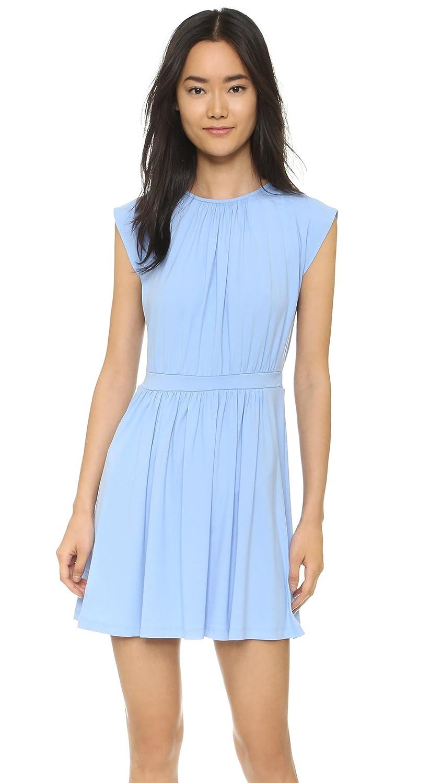 Susana Monaco Women's Gathered Mini Dress