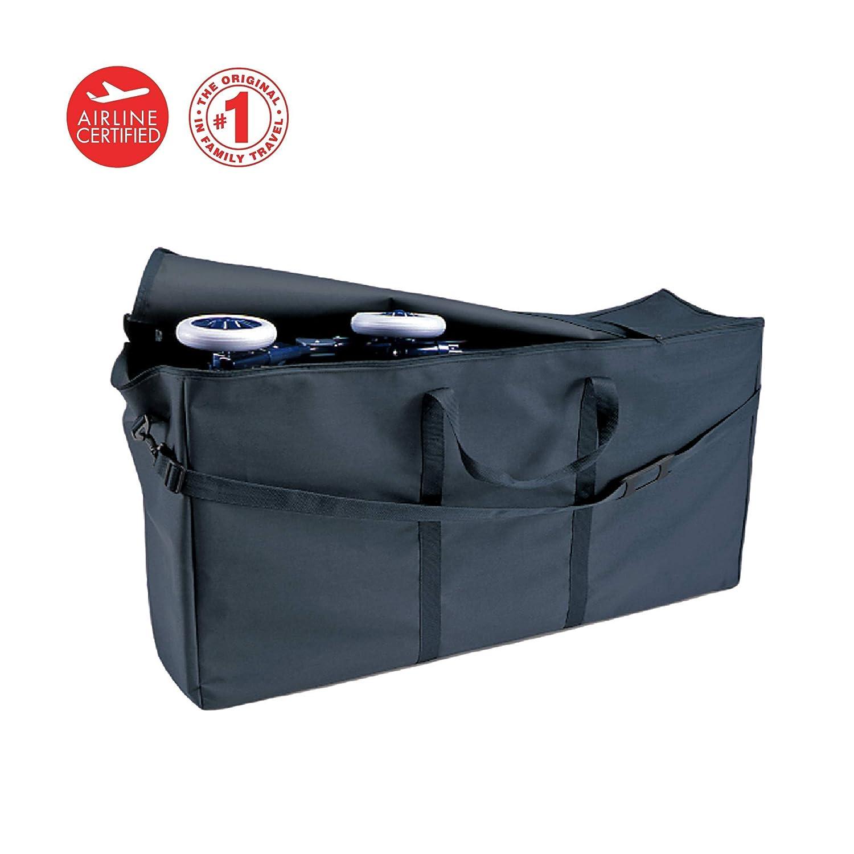 JL Childress Standard and Double Stroller Travel Bag (Black) 2104