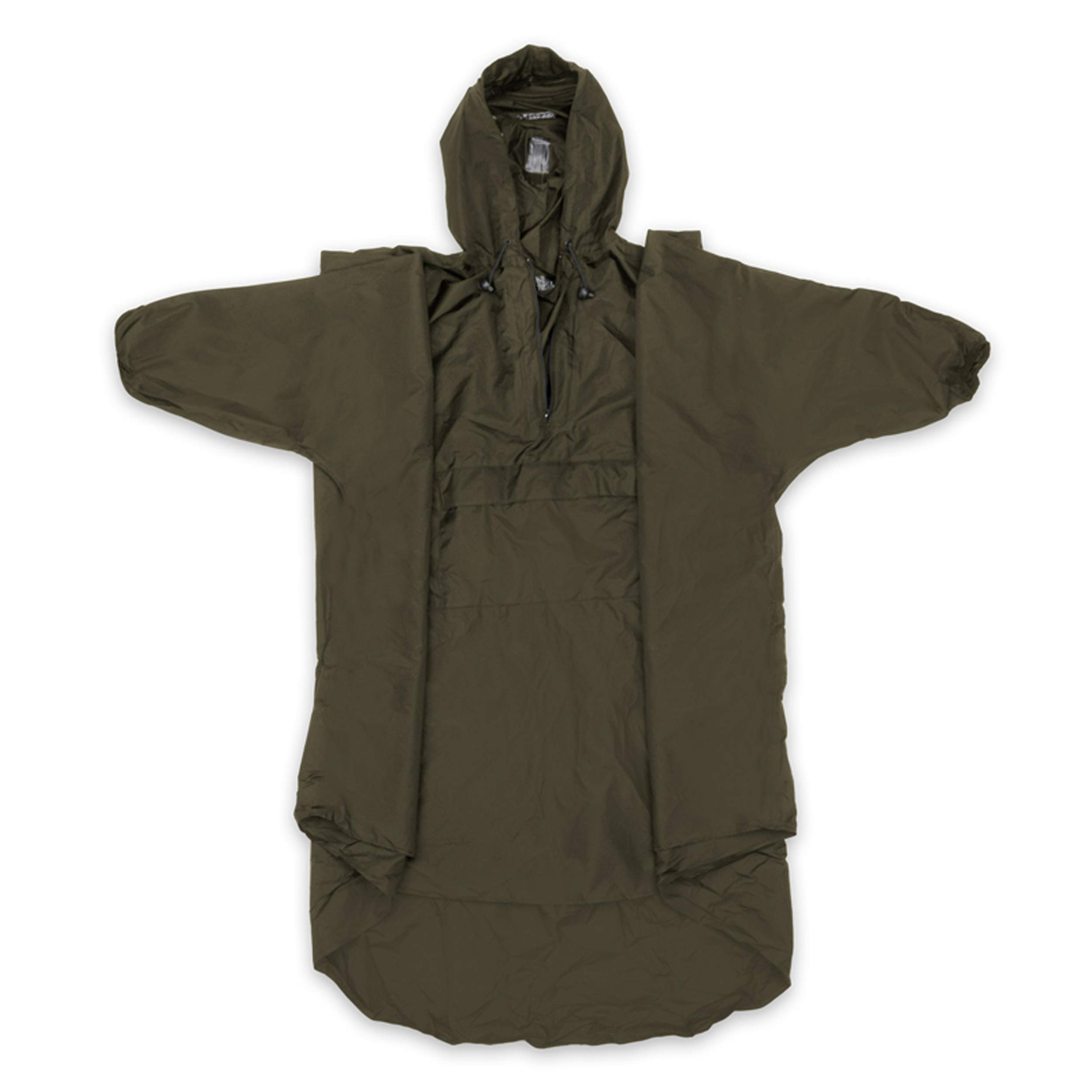 Snugpak Patrol Poncho, Waterproof, One Size, Lightweight, Suitable for Hiking, Camping, and Hunting, Olive by Snugpak