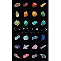 Crystals:A complete guide to crystals and color healing