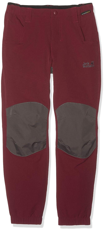 Jack Wolfskin Kinder Rascal Winter Pants Softshell-Hose Garnet red 176 EU JACM8|#Jack Wolfskin 1604191-2405176