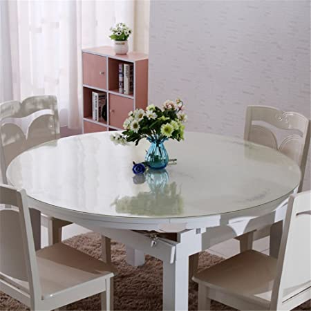 Hjuns Transparent Dining Table Cover