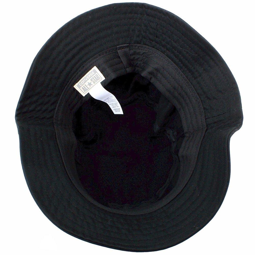 14bab4da Converse Chuck Taylor Navy All Star Bucket Hat-L/XL: Amazon.co.uk: Clothing