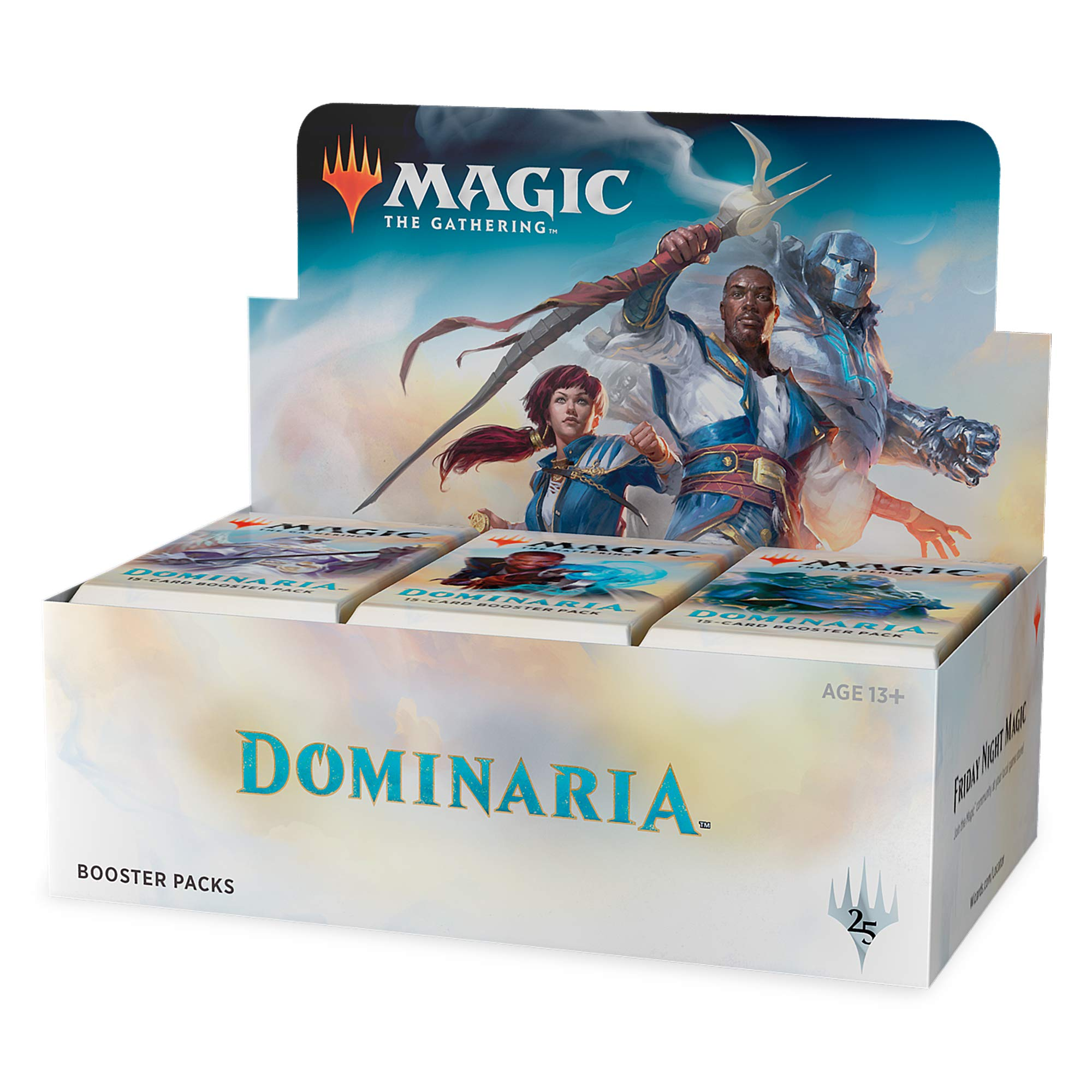 Magic: The Gathering: Dominaria Booster Display Box by Magic: The Gathering (Image #1)