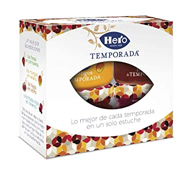 Hero Temporada, Mermelada - 120 gr.