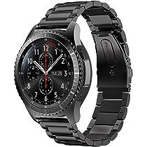 Amazon com: KADES Galaxy Watch 46mm Bands, Gear S3 Bands