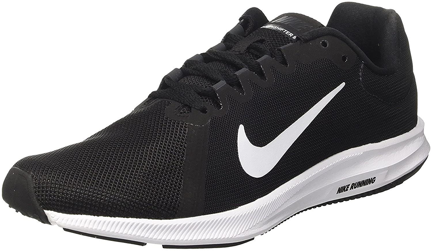 uk availability 7d86a 68756 Nike Downshifter 8 Sports Running Shoe for Men  Buy Online at Low Prices in  India - Amazon.in