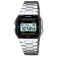 Casio Collection Unisex-Armbanduhr A163WA 1QES