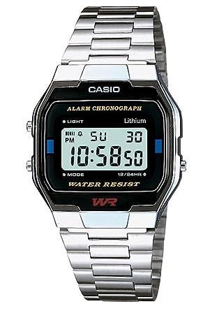 09de8692c118 Casio Collection Unisex Adults Watch A163WA-1QES  Casio  Amazon.co.uk   Watches