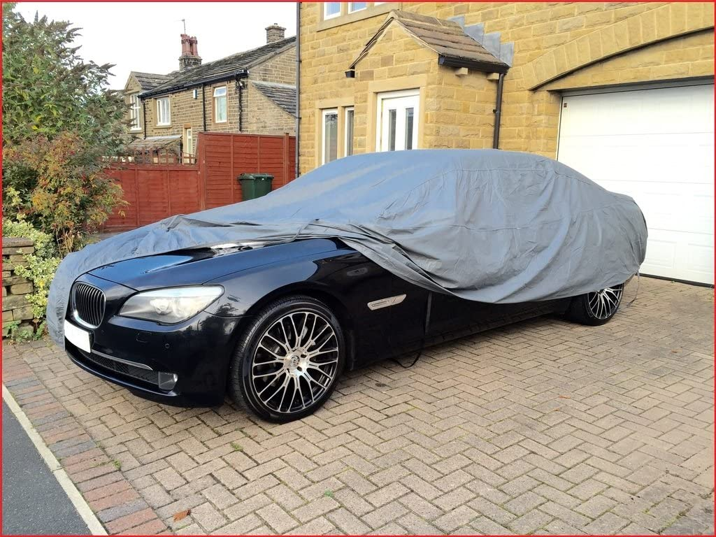 Cotton Lined Heavy Duty TOYOTA MR2 90-00 Fully Waterproof Car Covers