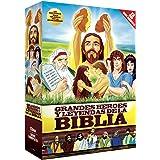 Grandes Héroes Y Leyendas De La Biblia [DVD]