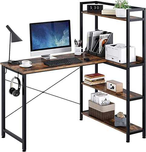 Rolanstar Computer Desk L Shaped 47″