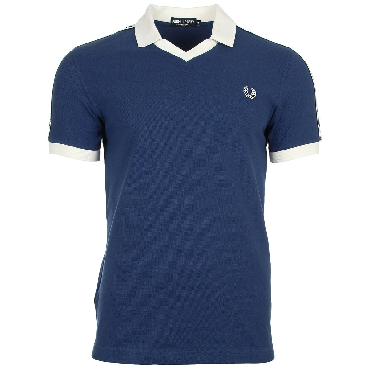 Fred Perry - Polo - para Hombre Azul Azul Pacific XX-Large: Amazon ...