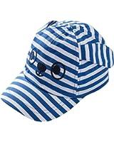 Toubaby Kid boy's Summer Baseball Cap Dog Sun Hat Blue 0-6T